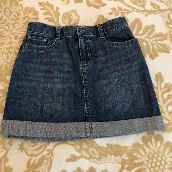 Gymboree Other - Gymboree Denim Skirt
